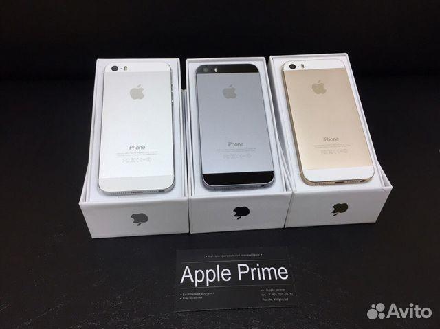 iPhone 5s 16/32gb Рассрочка,Гарантия 1 Год 89047732768 купить 1
