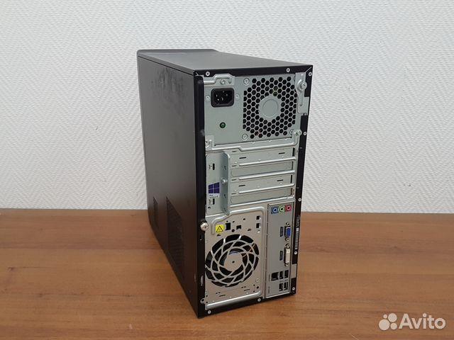 Сис  блок HP Pro 3500 Core i5-3330S/6Gb/500Gb/HD купить в