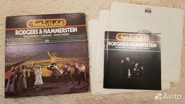 Американские мюзиклы, 3 LP, книга, USA 89185565096 купить 1