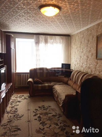 Продается трехкомнатная квартира за 2 600 000 рублей. Владимирская обл, г Муром, ул Лакина, д 36.