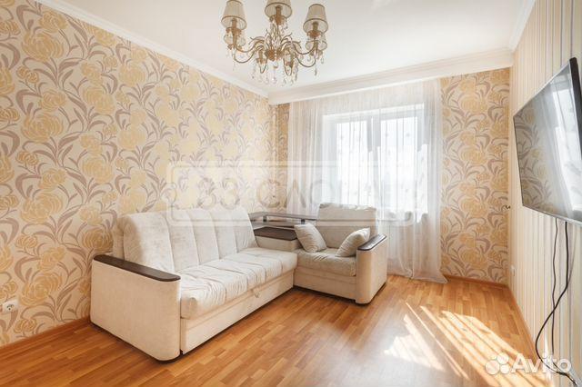 Продается двухкомнатная квартира за 6 950 000 рублей. Московская обл, г Люберцы, рп Октябрьский.