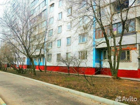 Продается квартира-cтудия за 2 250 000 рублей. г Москва, ул Ставропольская, д 74.