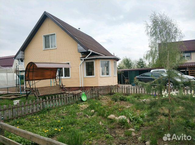 Дом 112 м² на участке 6 сот.