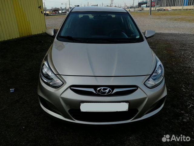 Купить Hyundai Solaris пробег 101 000.00 км 2011 год выпуска