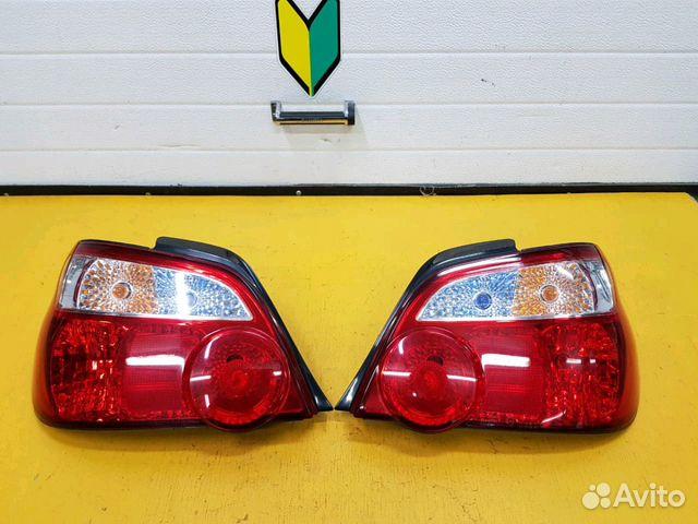 89625003353 Стоп сигналы комплект (конь ) Subaru Impreza WRX