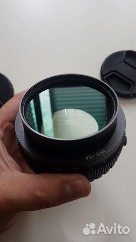 Сингл-фокус Rapido FVD-16a Anamorphic Single Focus купить в Москве