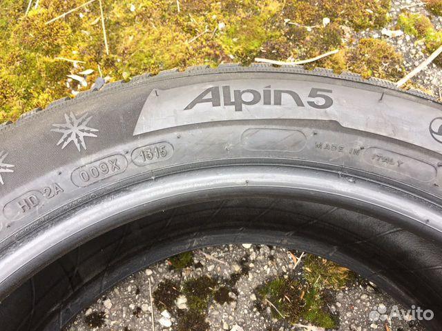 205/55 R17 Michelin Alpin5 89211101675 купить 4