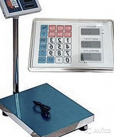 Warehouse scales up to 150 kg in stock I Warehouse