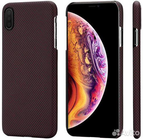 Чехол Pitaka MagCase (KI9004XM) для iPhone Xs Max  89217104292 купить 1