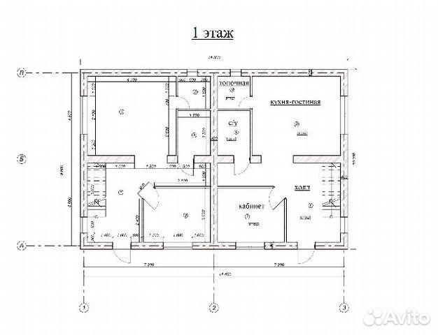 Таунхаус 114 м² на участке 8 сот. 89156423529 купить 3