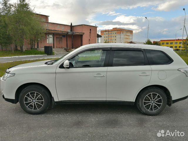 Mitsubishi Outlander, 2012  89120714352 купить 1