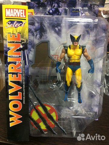 Фигурка Marvel Select Wolverine  купить 1