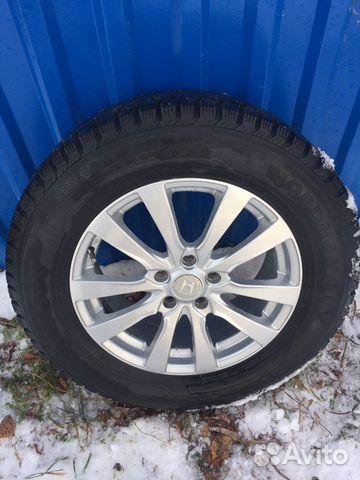 Комплект зимних колес на кроссовер  89825528614 купить 2