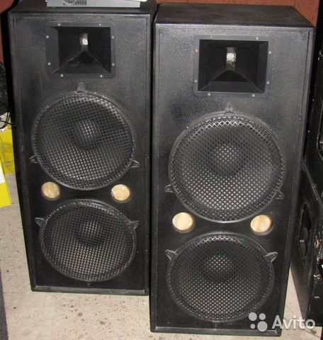 Проф акустика 2000W колонки 2шт Frank Audio 2x15Д 89128899109 купить 4
