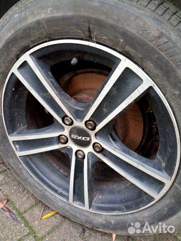 Комплект дисков Тойота Селика 89097753302 купить 1