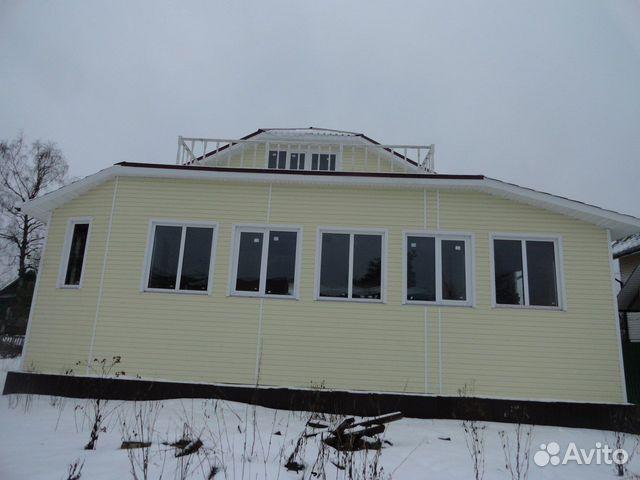 Дом 150 м² на участке 9 сот.  89524878009 купить 2