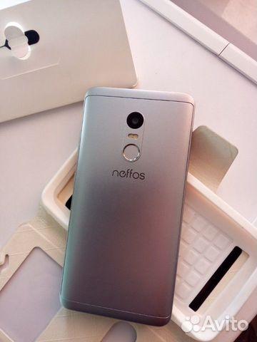 Телефон Neffos X1 Lite 4G в отличном состоянии 89243820194 купить 1