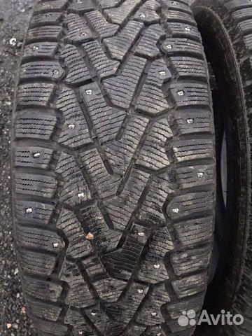 Пара Pirelli Ice Zero 245/45r19 RunFlat 89650040753 купить 3