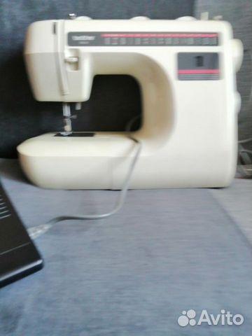 brother швейная машинка
