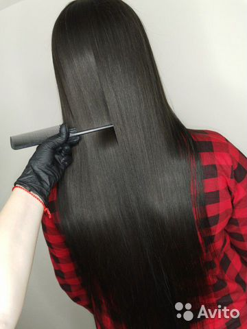 Кератиновое выпрямление волос, ботокс волос 89674481135 купить 5