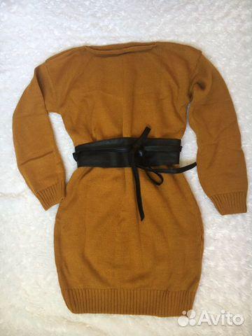 Новые платья вязанные 89049980947 купить 6