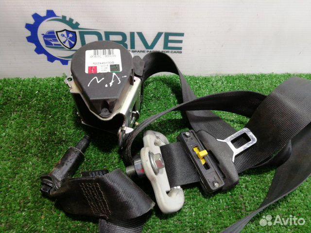 89270165946 Ремень безопасности передний левый Nissan Almera