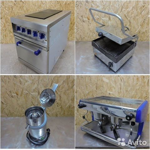 Machinery for restaurant and cafes buy 3