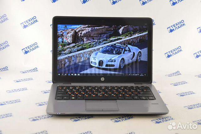 HP EliteBook 820 G1 12.5 Core i5 4-го поколения