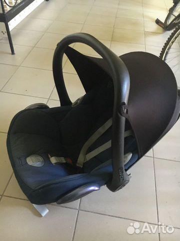 Car cradle
