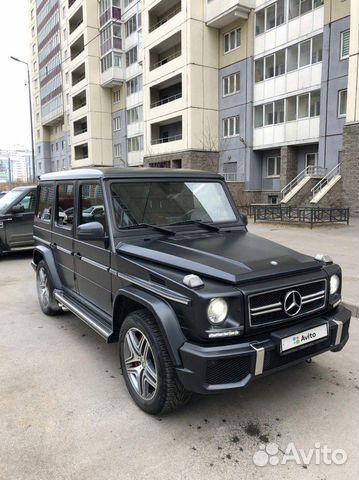 Mercedes-Benz G-класс AMG, 2014 89585983334 купить 9
