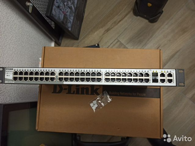 Коммутатор DES-1210-52 89188301864 купить 2