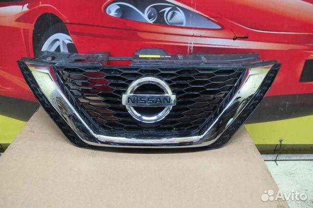 89524408730 Nissan Qashqai (J11) 2014) Решетка радиатора