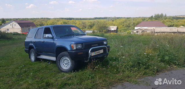 Toyota Hilux Surf, 1990 купить 2