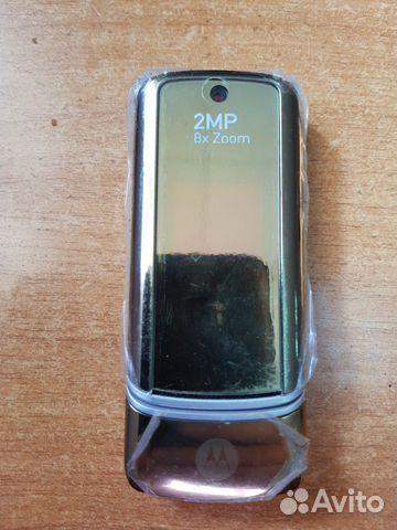 Телефон Motorola мотоkrzr K1