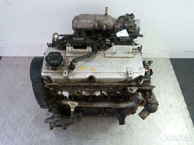 84732022776 Двигатель Mitsubishi Carisma 1995-2000