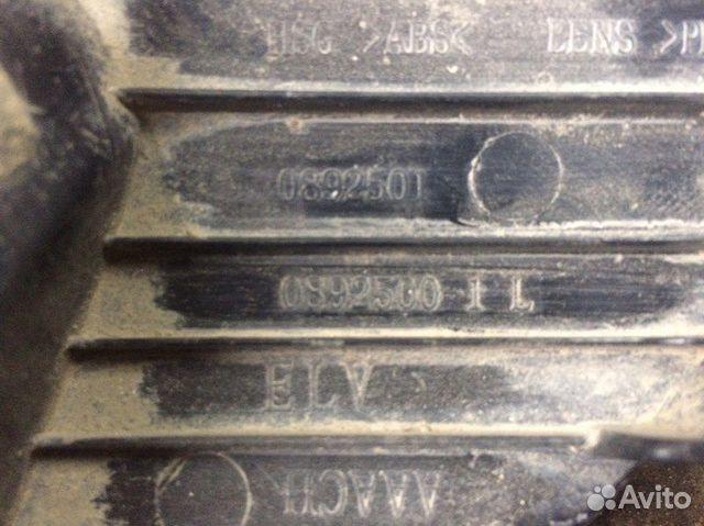 Фонарь задний левый Great Wall Hover H3 2010-2014 купить 2