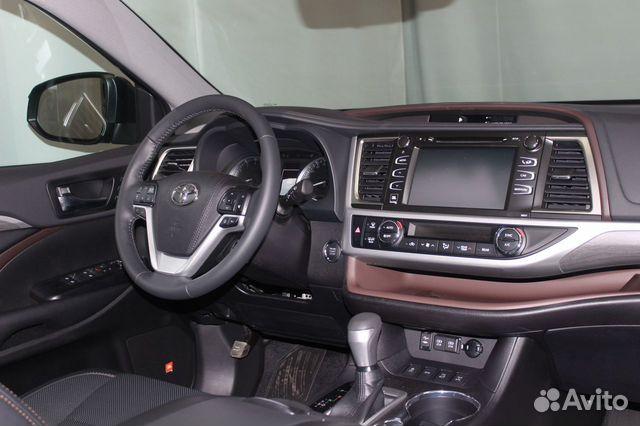 Toyota Highlander, 2019 89875412263 купить 9