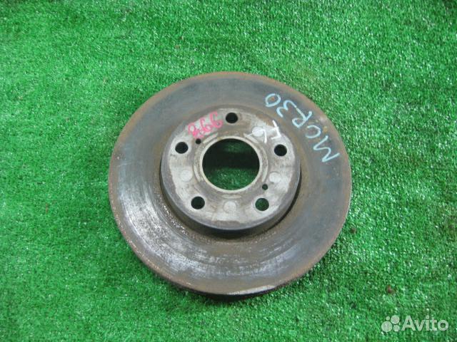 89025775795 Тормозной диск для toyota estima Кузов: MCR30,AHR1