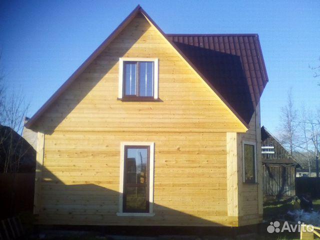 Дом 98 м² на участке 13 сот. 89506805530 купить 3