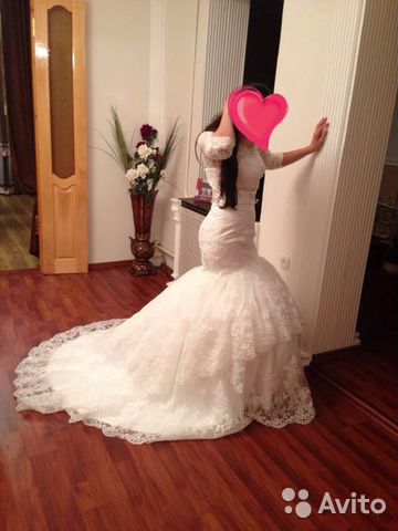 Свадебные платья грозный авито