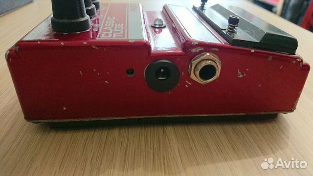 Гитарный овердрайв DOD FX53 (USA) 89522121123 купить 4