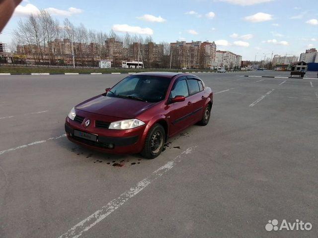 Renault Megane, 2005 89052963642 купить 1