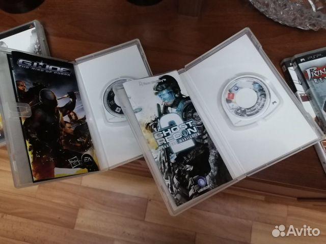 Продаю диски PSP лицензионные 5шт 89284976726 купить 4