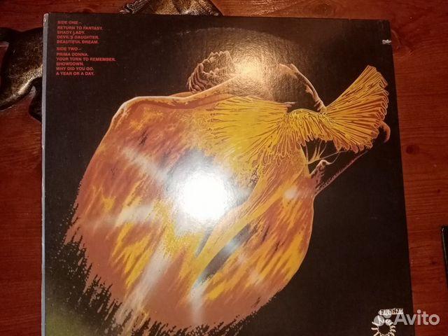 Виниловая пластинка Uriah Heep Return To Fantasy  89086152795 купить 4