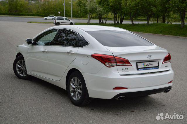 Hyundai i40, 2015 89065639441 купить 7