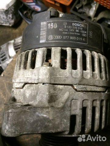 Генератор 150А Audi A8 3.7L 077903015K— фотография №2