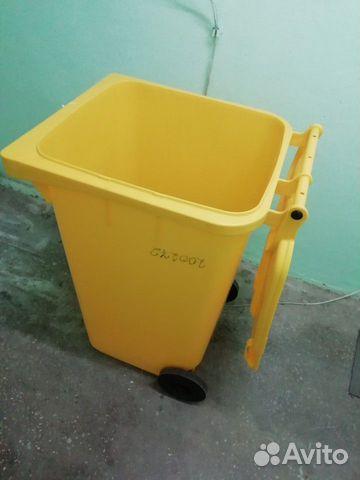 Контейнер для мусора тбо и тко бак, бункер купить 7