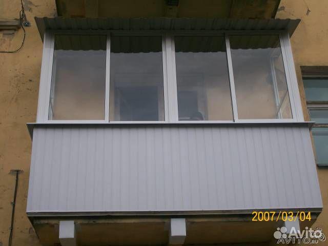 Остекление окон, балконов и лоджий, воронеж, цена и фото, об.