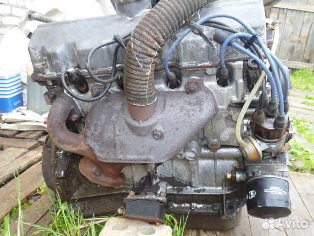 Двигатель Иж-Ода  89532463152 купить 2