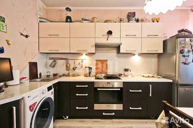 2-room apartment, 55.7 m2, 17/17 floor. buy 1